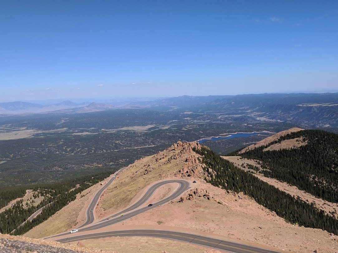 Playground Earth Travel | Pikes Peak