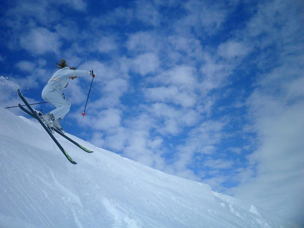 Playground Earth Ski Boulder