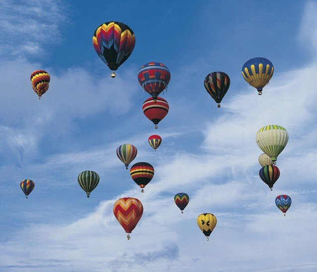 Playground Earth | Sedona | Hot Air Ballooning