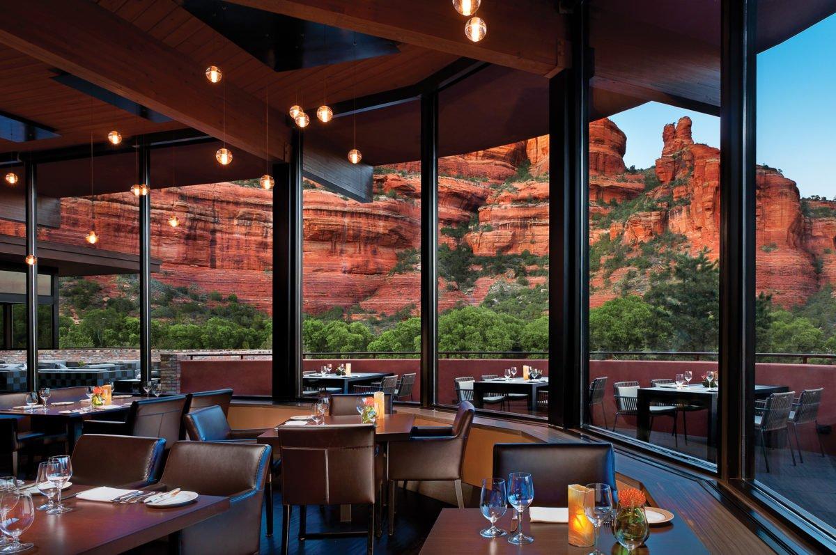 Sedona | Enchantment Resort Review | Dining