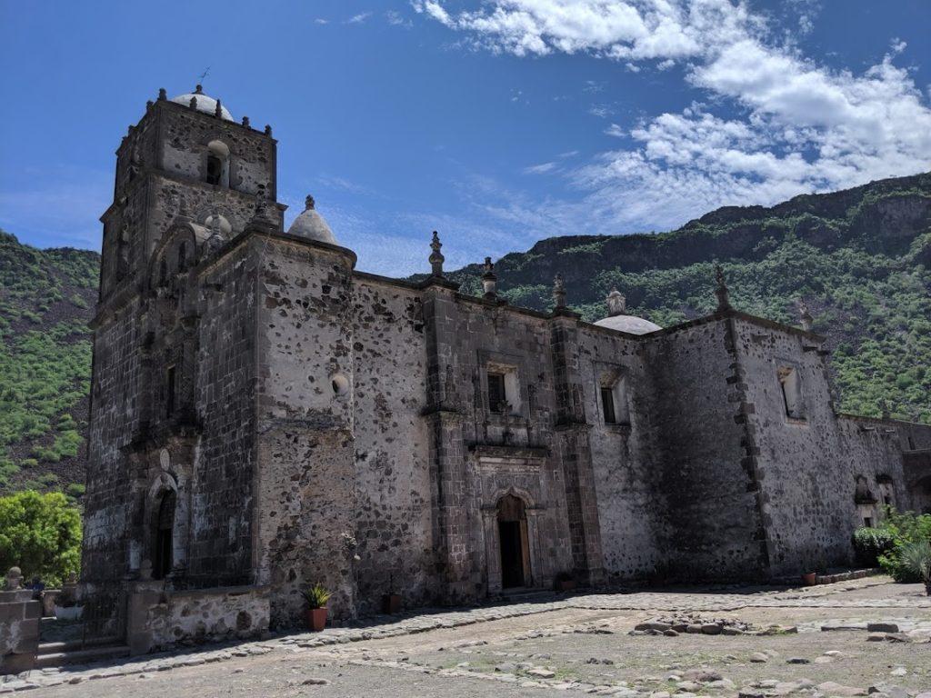 Playground Earth | San Javier Church | Loreto Mexico