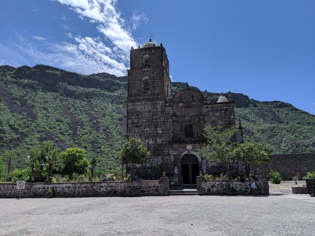 The Playground Earth | The Road to San Javier | Church Front