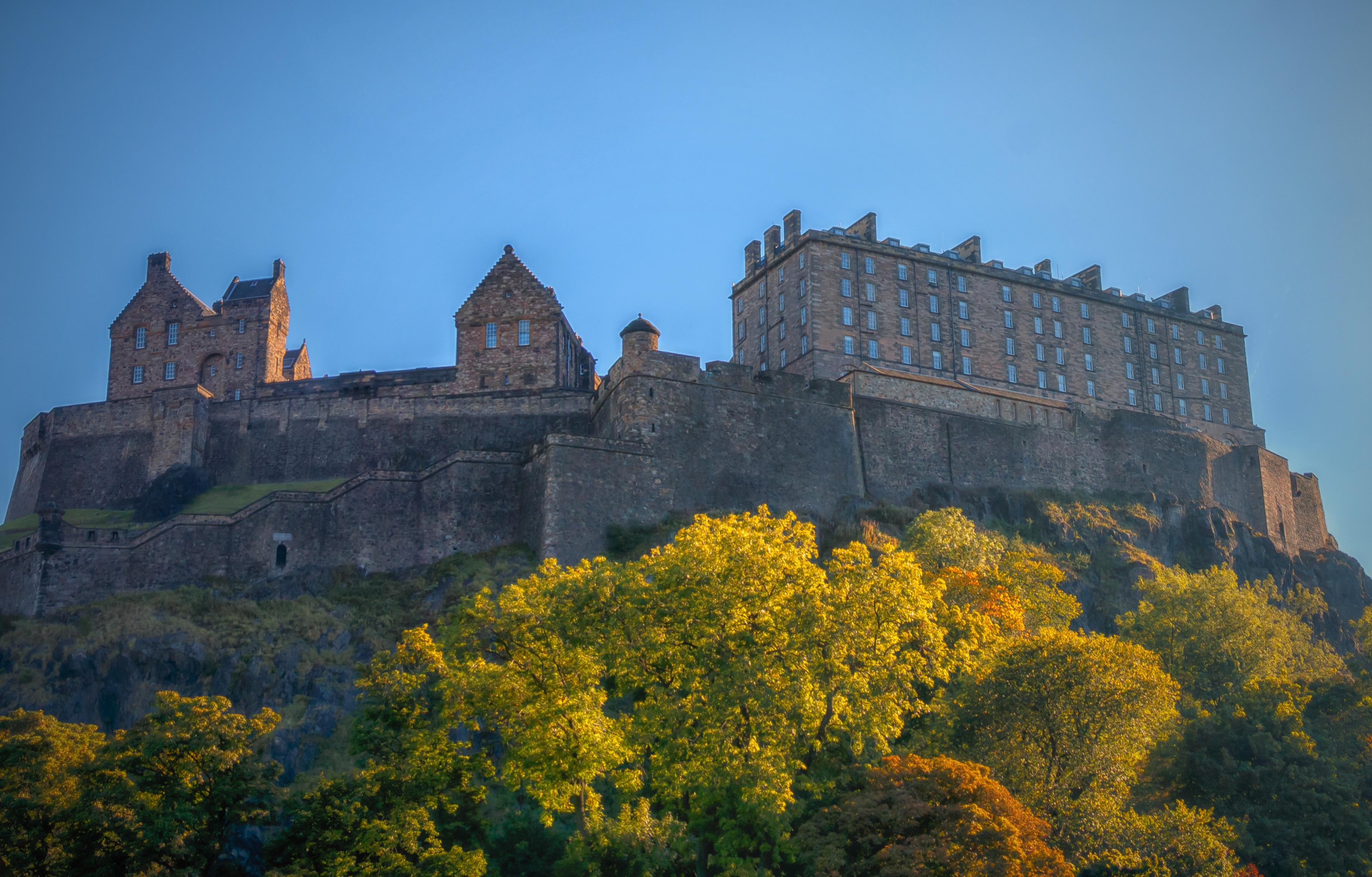 Edinburgh Castle | Image by Walkerssk