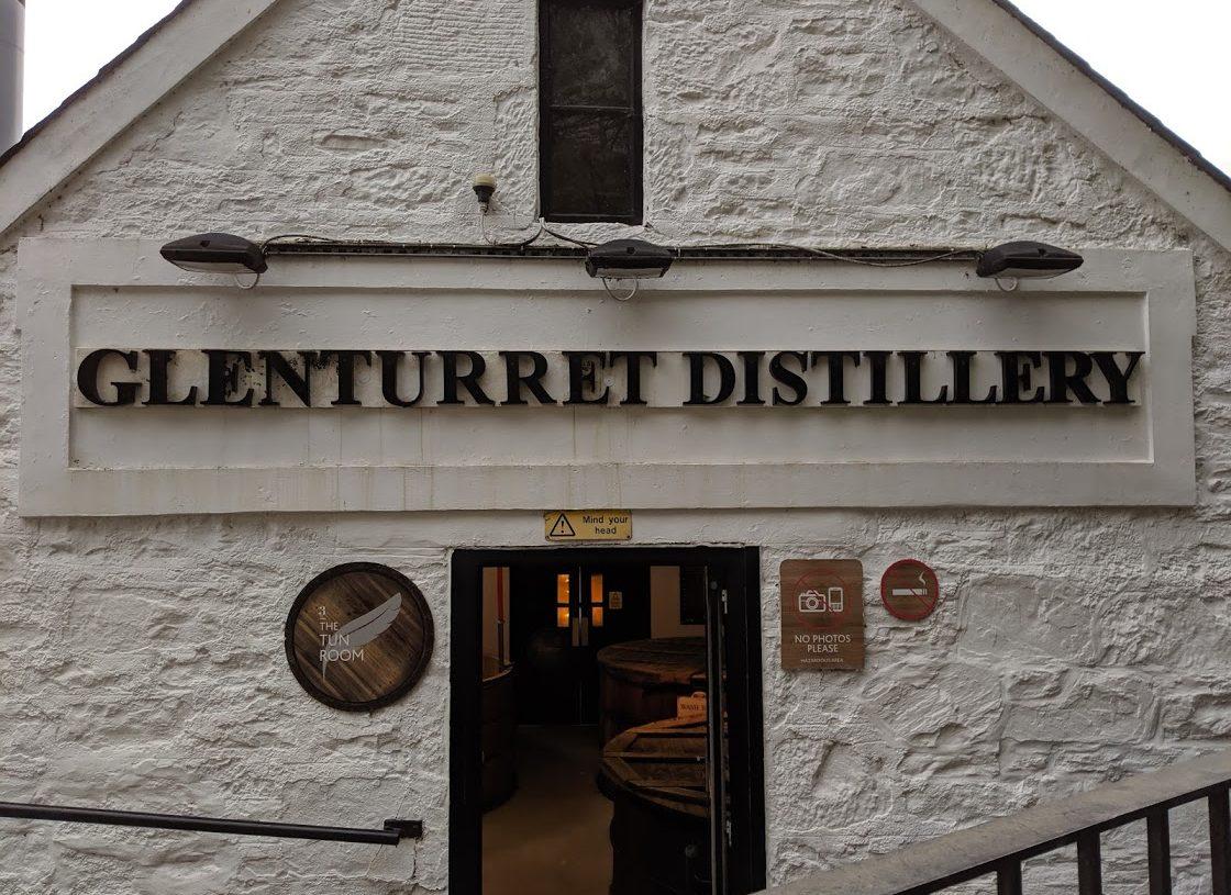 Playground Earth l Scotland l Glenturret Distillery | Savoring Scotland's Water of Life