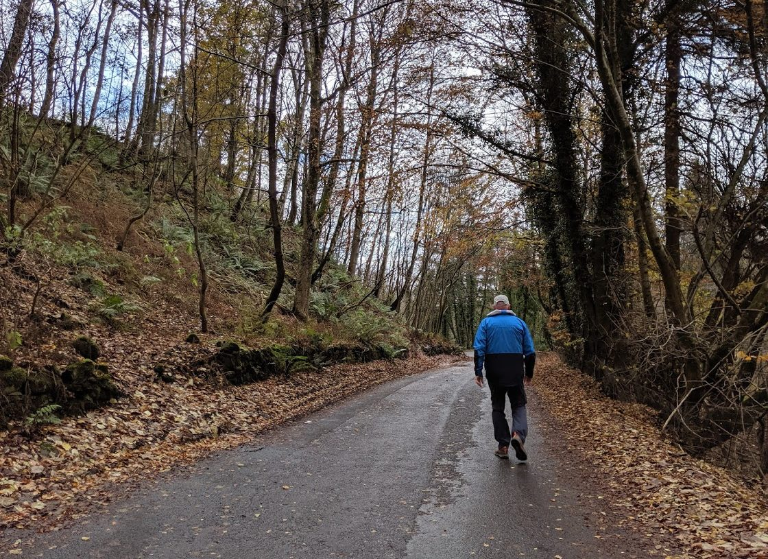 Playground-Earth Road to Glenturret