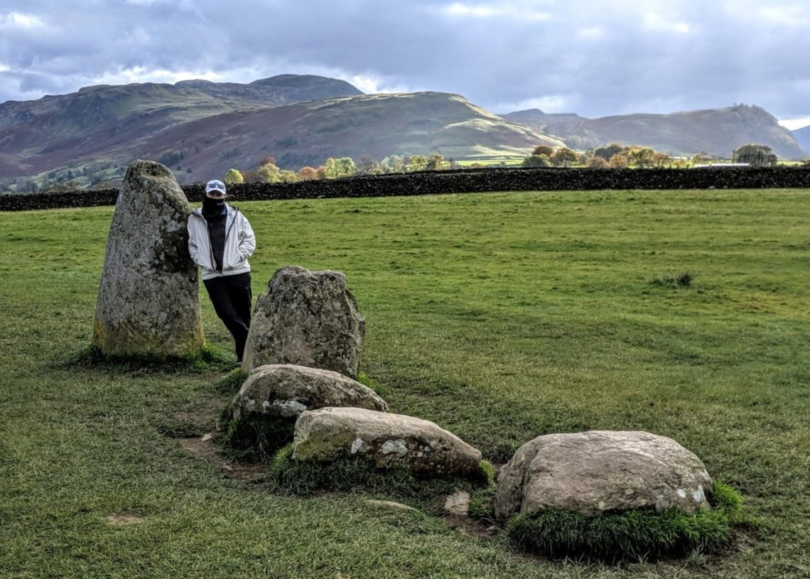 Playground Earth | Castlerigg Stone Circle l Ferni