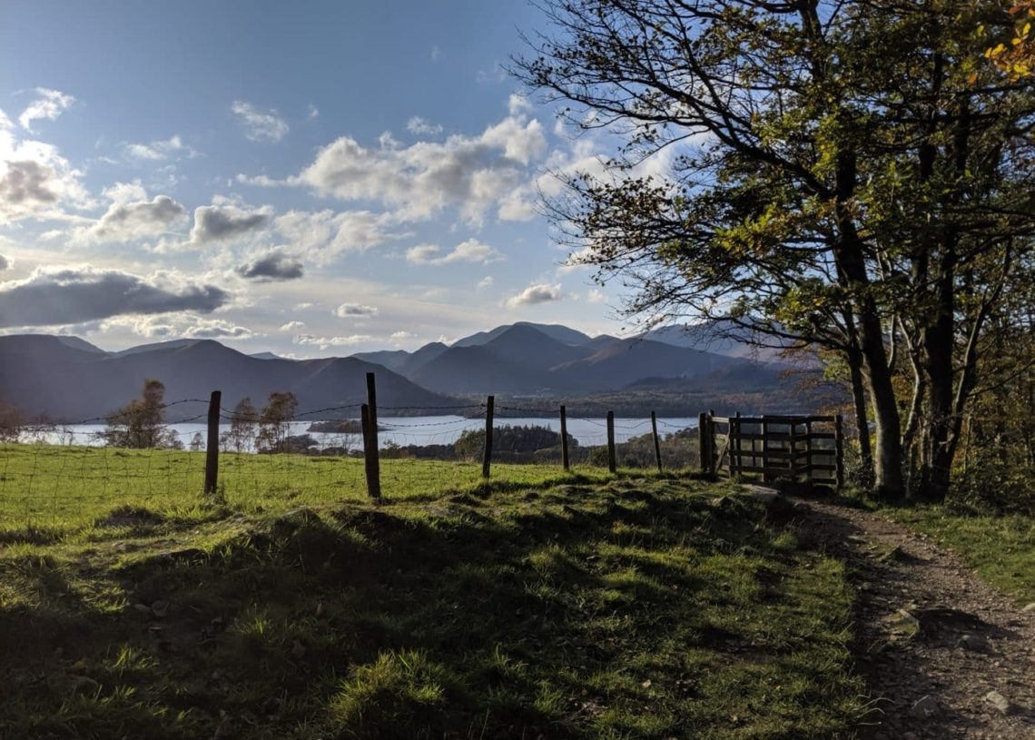 Playground Earth | Castlerigg Stone Circle l Path