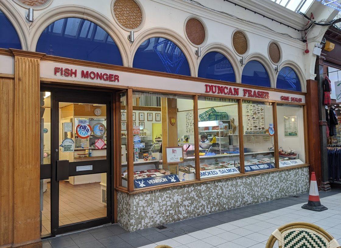 Playground Earth   Fish Lover's Dilemma   Duncan Fraser