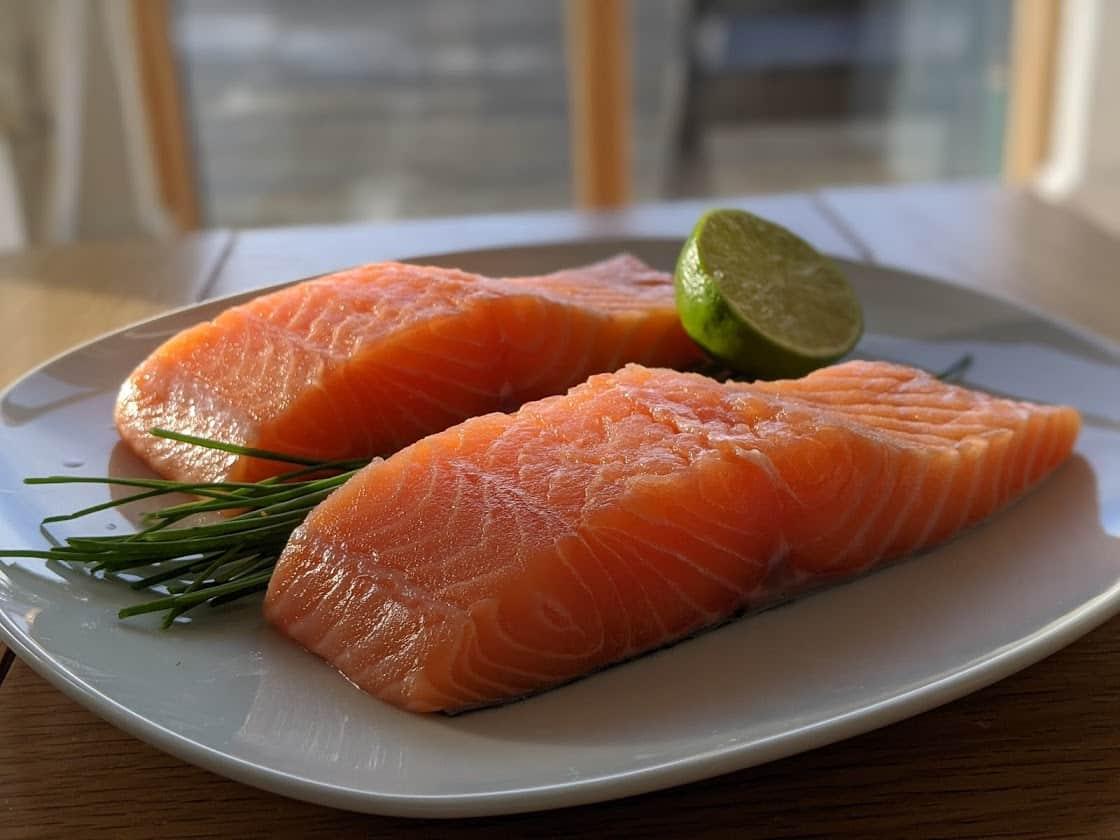 Playground Earth | Fish Lover's Dilemma | Fresh Salmon