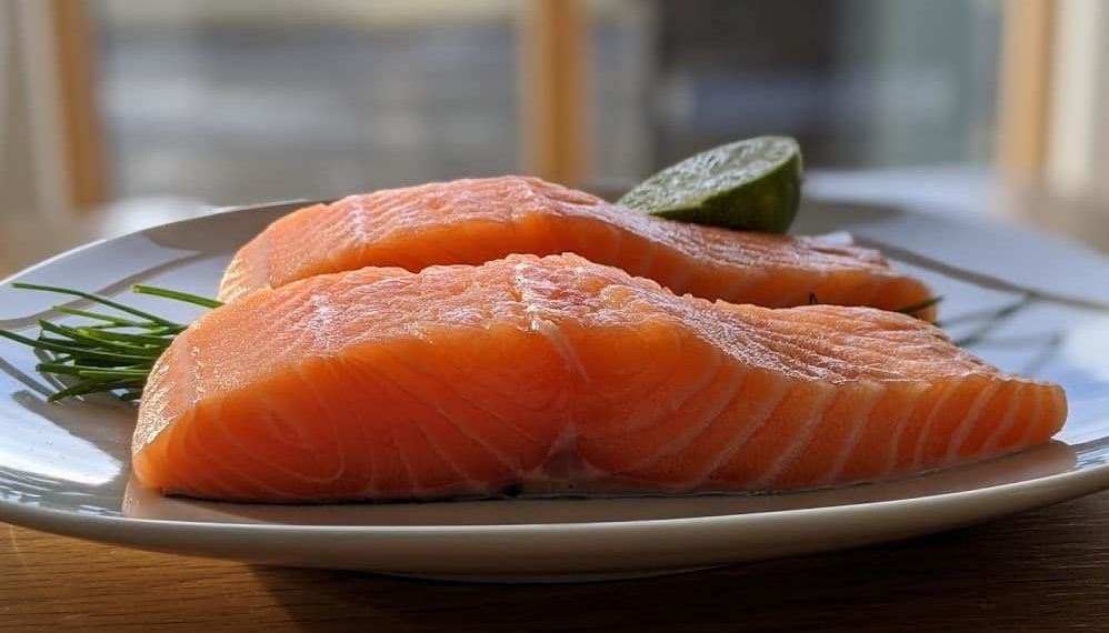 Playground Earth   Fish Lover's Dilemma   Fresh Salmon Dinner