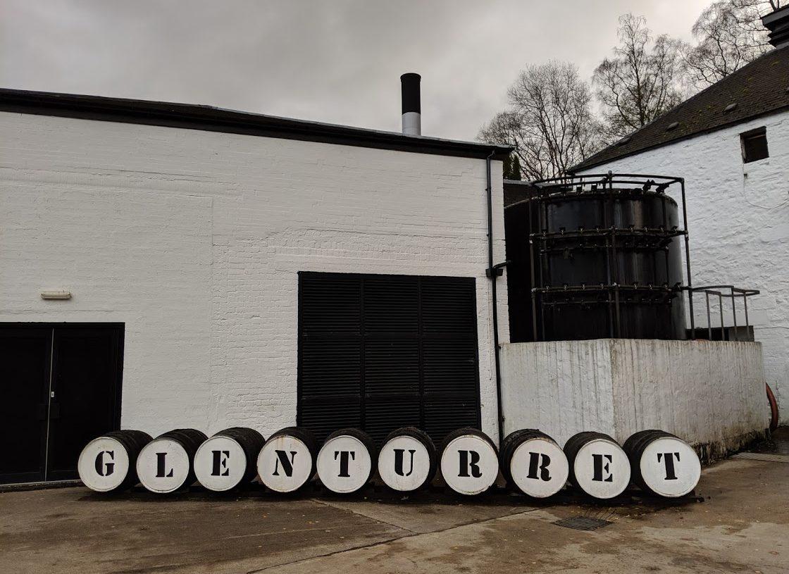 Playground Earth l Scotland l Glenturret Distillery
