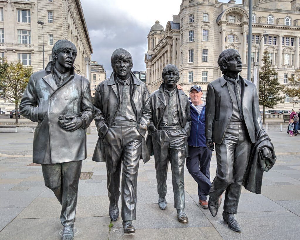 Playground Earth | Go to Liverpool | Beatles