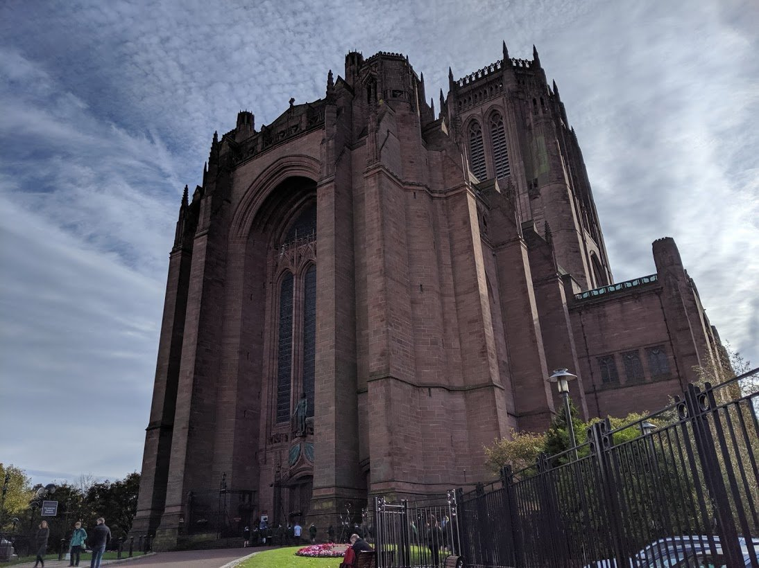 Playground Earth | Liverpool | Cathedral Exterior