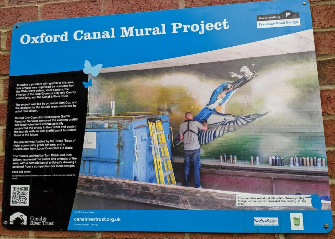 Playground Earth | Oxford Canals | Art Project