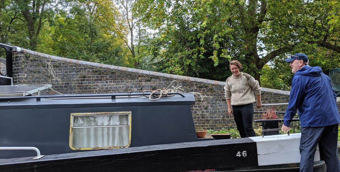 Playground Earth | Oxford Canals Boat Ride