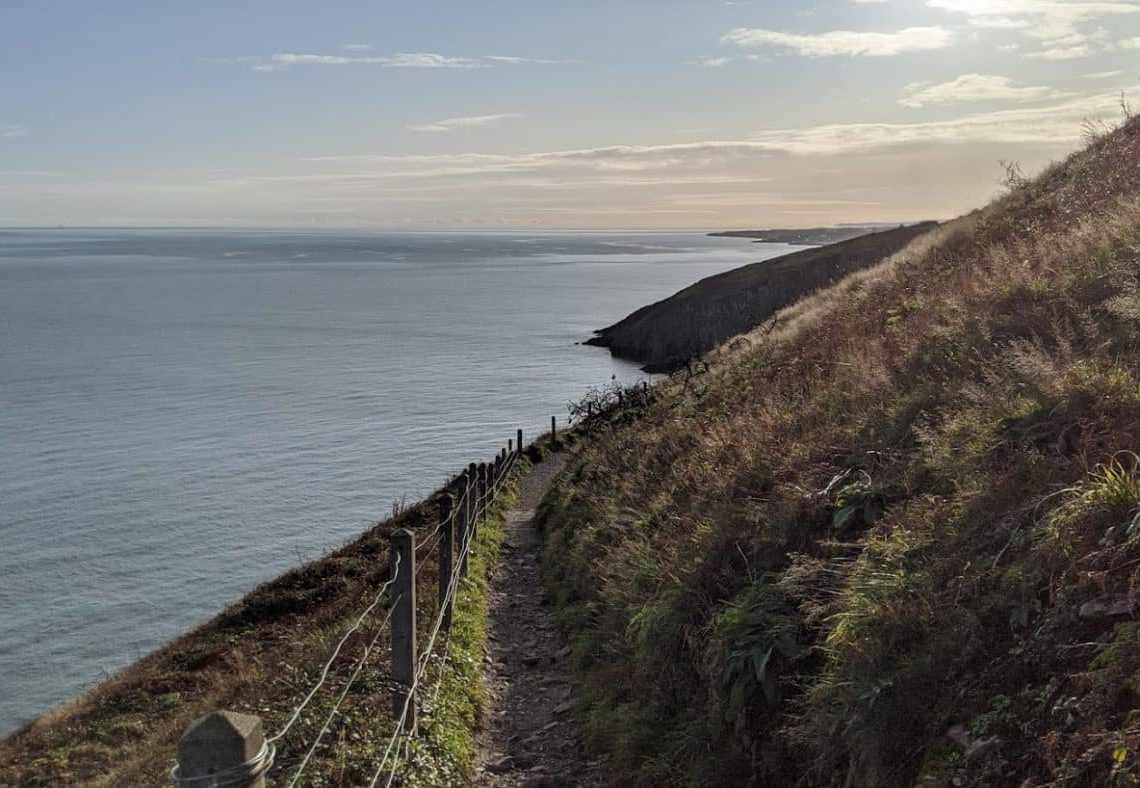 Playground Earth | Bray's Cliff Walk | Trail