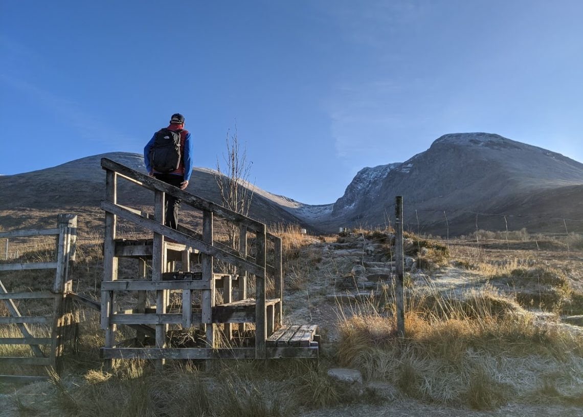 Playground Earth | Hiking Story | Ben Nevis Phase 2