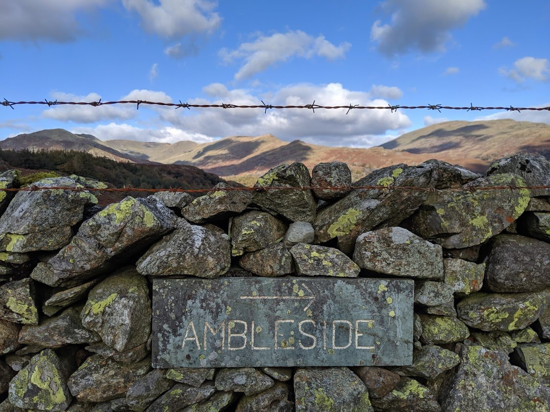 Playground Earth   Lake District National Park l Ambleside Hike