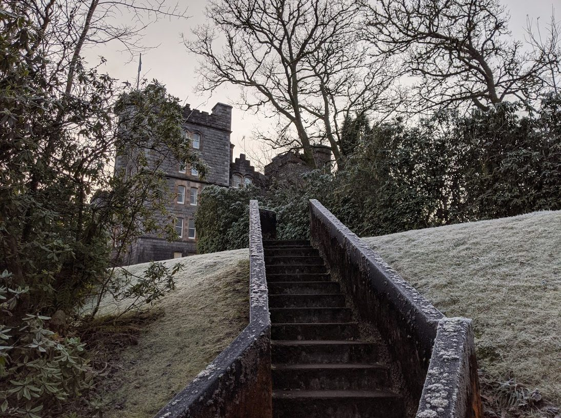 Playground Earth | Hiking Story | Inverlochy Castle