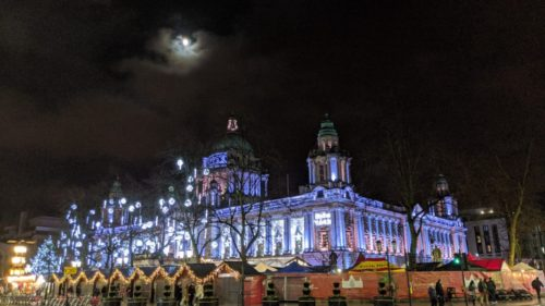 Playground Earth Travel Destination | Belfast | City Hall