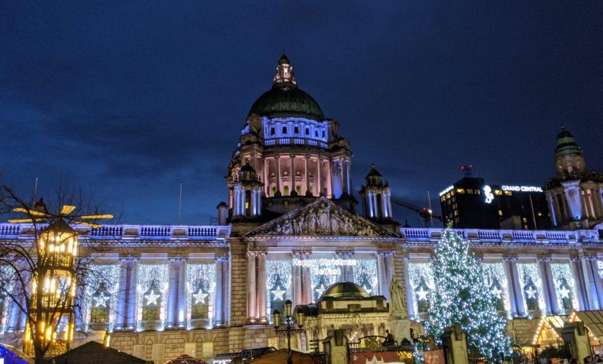 Playground Earth | Belfast | City Hall