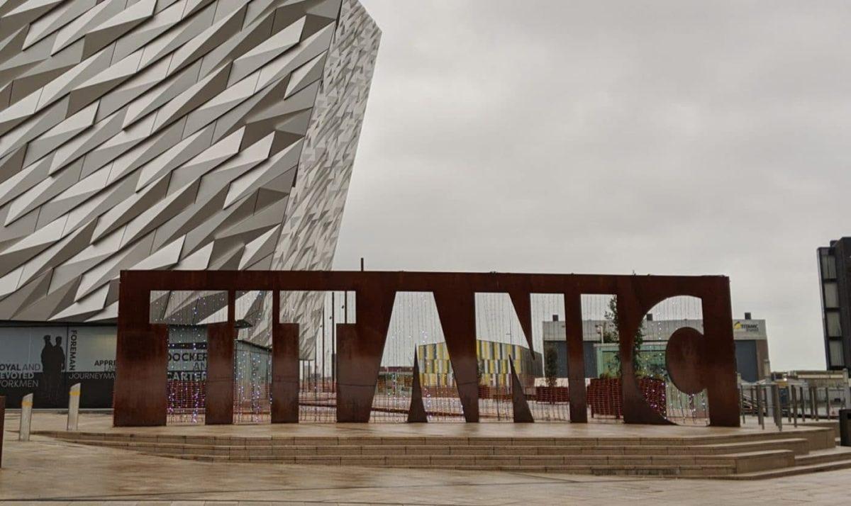 Playground Earth | Belfast | Titanic Museum