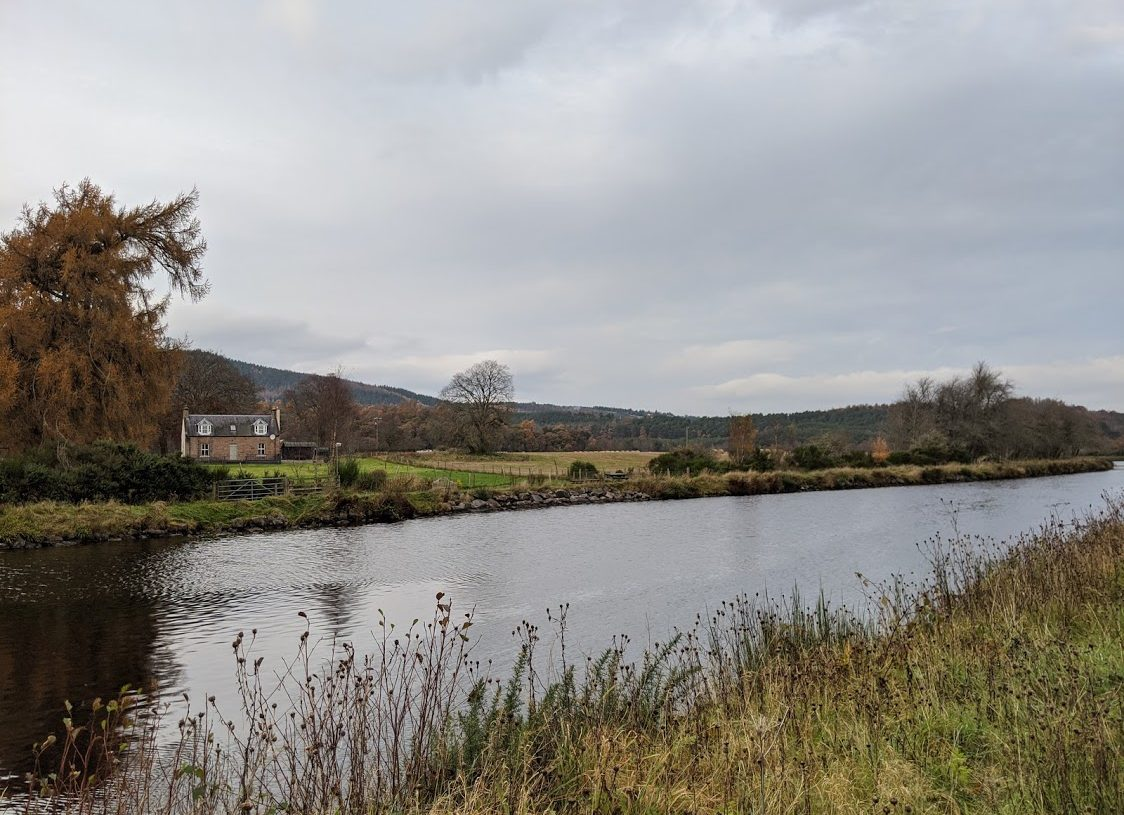 Playground Earth Travel   Caledonian Canal Near Inverness