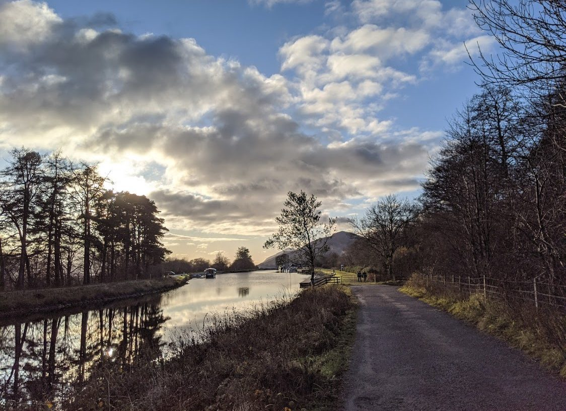 Playground Earth | Fort William l Caledonian Canal