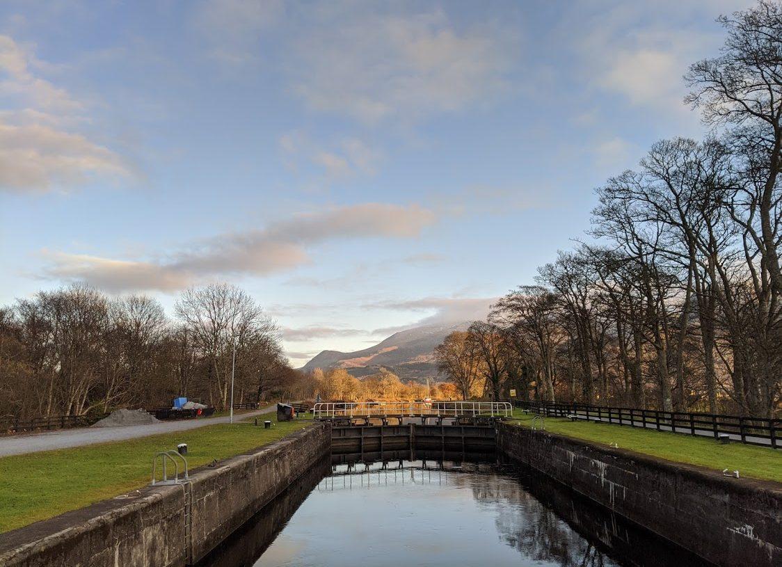 Playground Earth Travel   Caledonian Canal Locks