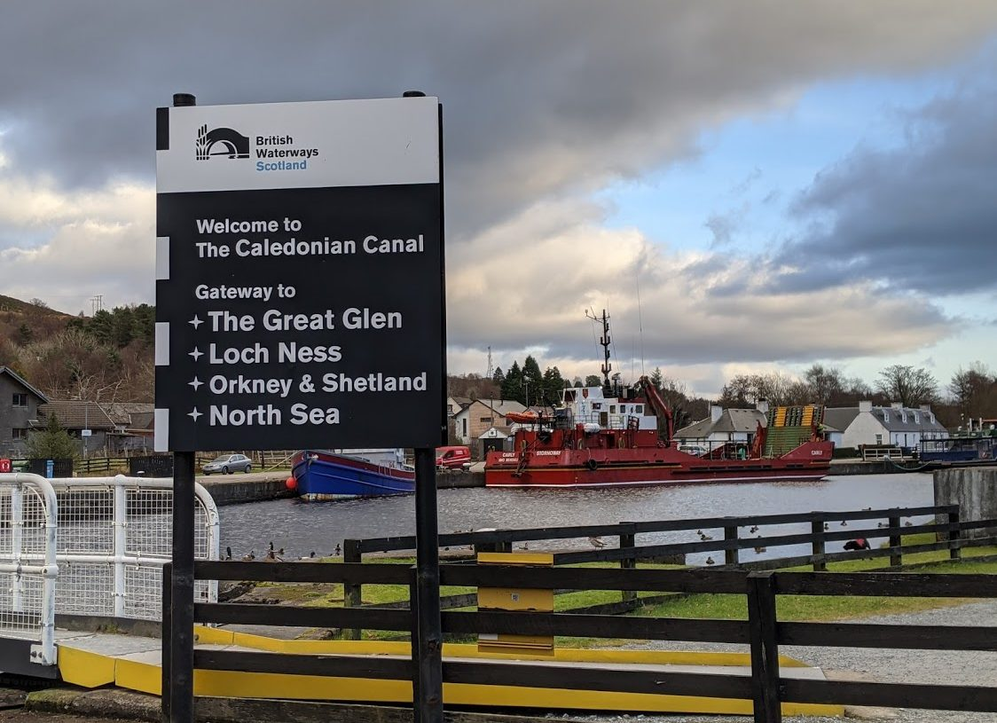 Playground Earth | Welcome to the Caledonian Canal