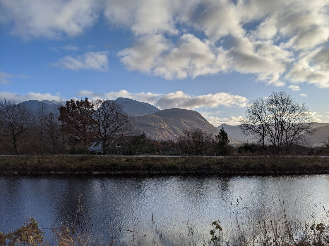 Playground Earth Travel | Appreciating the Caledonian Canal