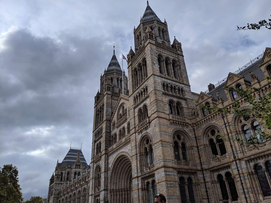 Playground Earth | London | Natural History Museum