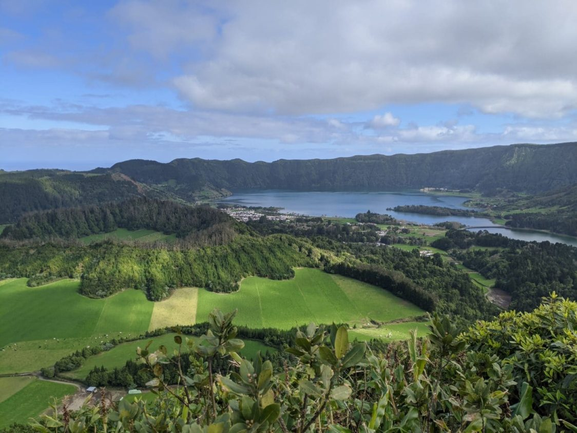 Playground Earth | Sete Cidades View