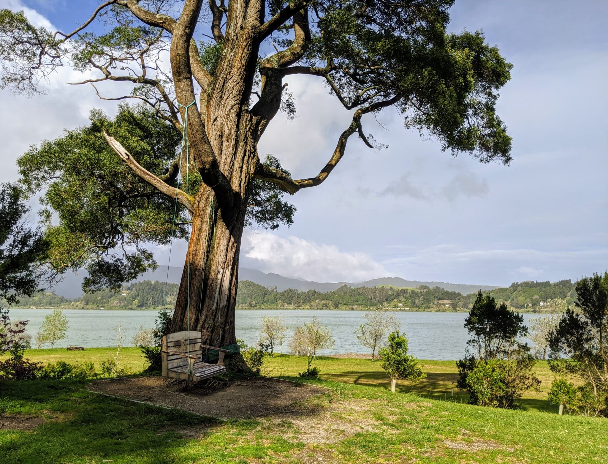 Playground Earth | Good News From | Furnas Swing