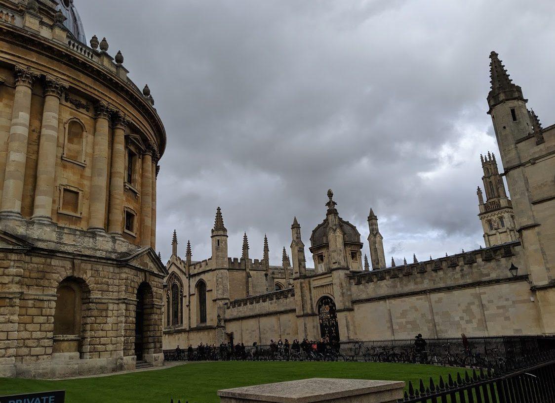 Playground Earth | Oxford University