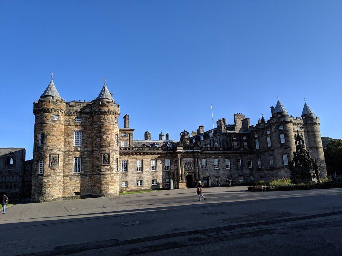 Playground Earth   Edinburgh   Castle