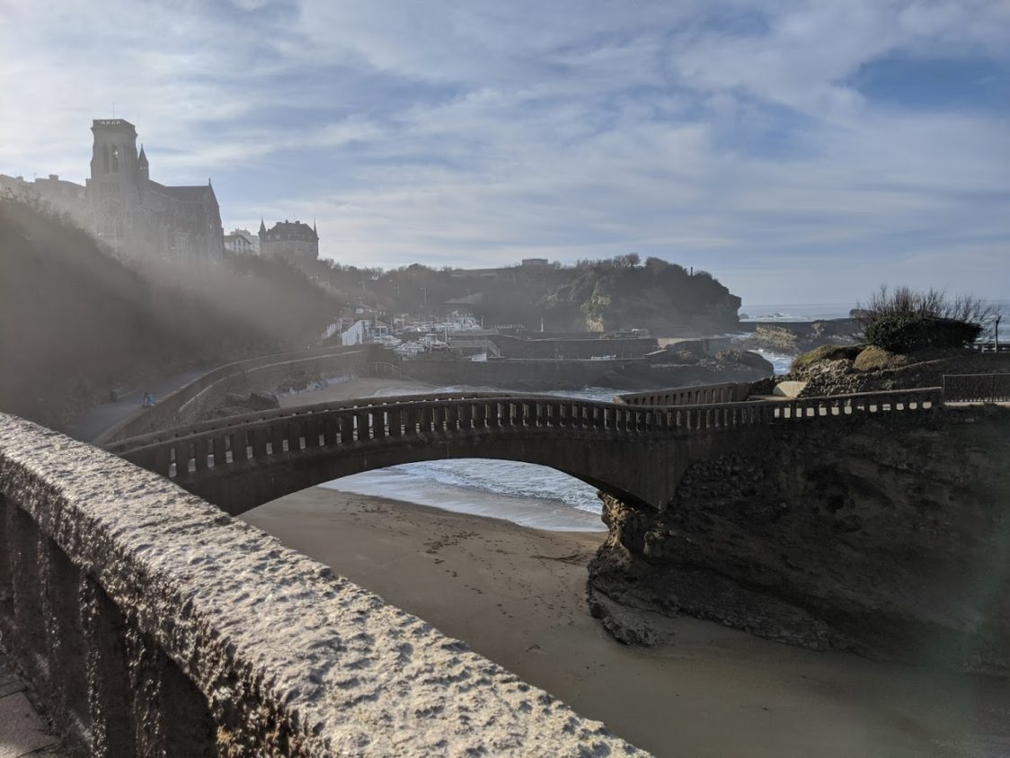 Playground Earth | Biarritz Bridge