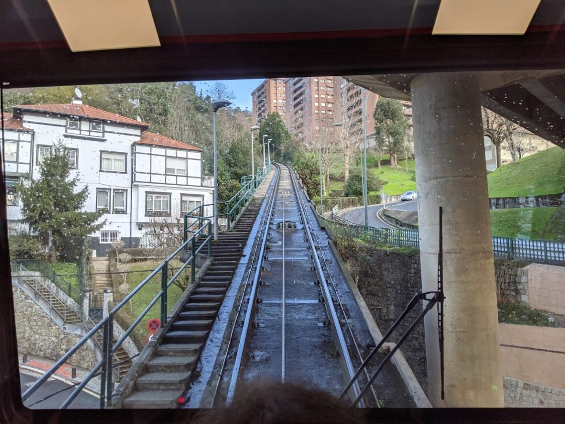 Playground Earth | Bilbao | Funicular