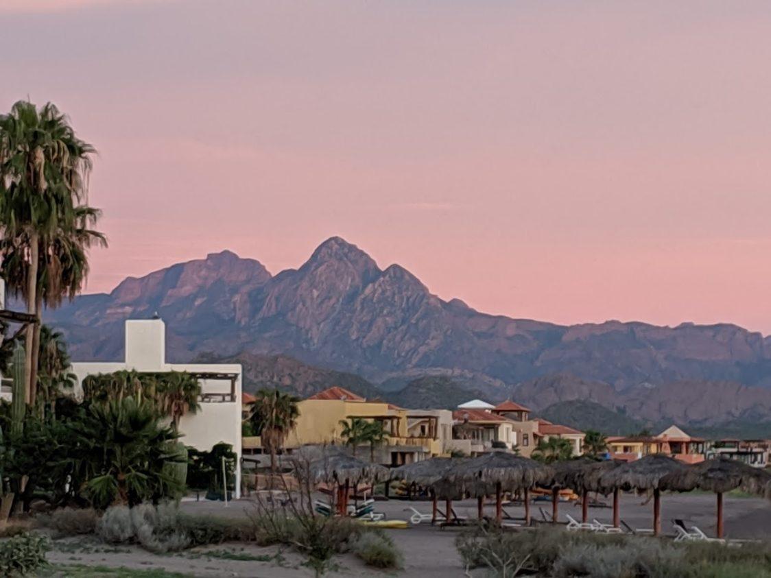 Playground Earth   Loreto l Resort at Sunset