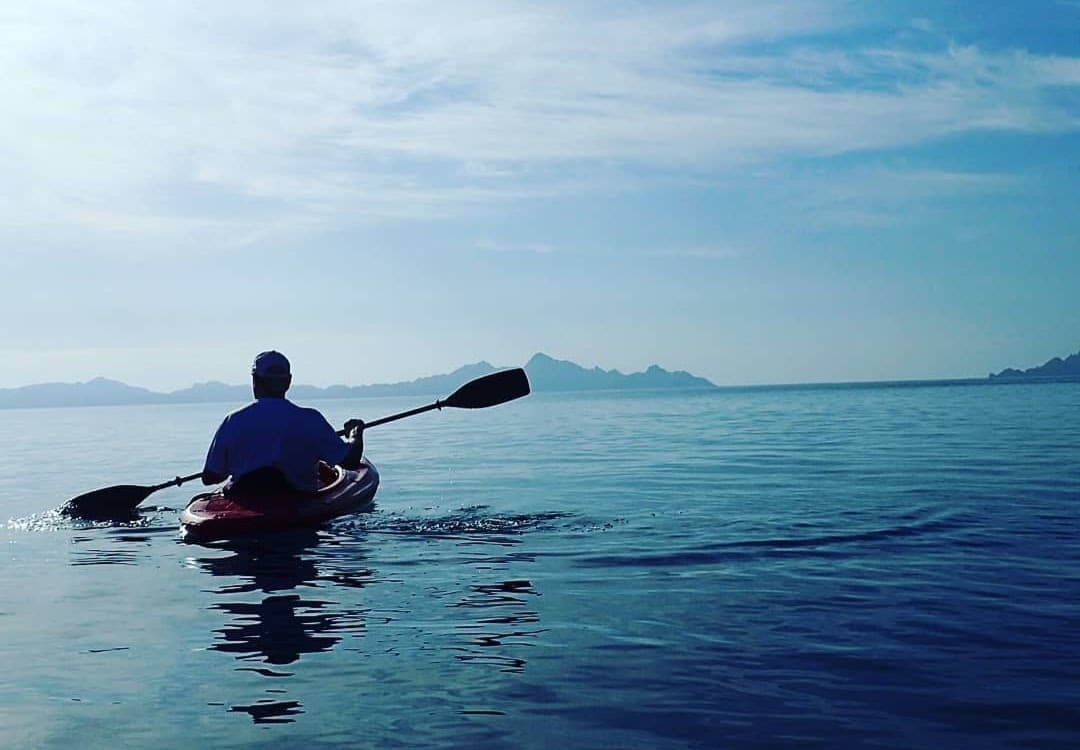 Playground Earth   Loreto l Kayaking in the Bay