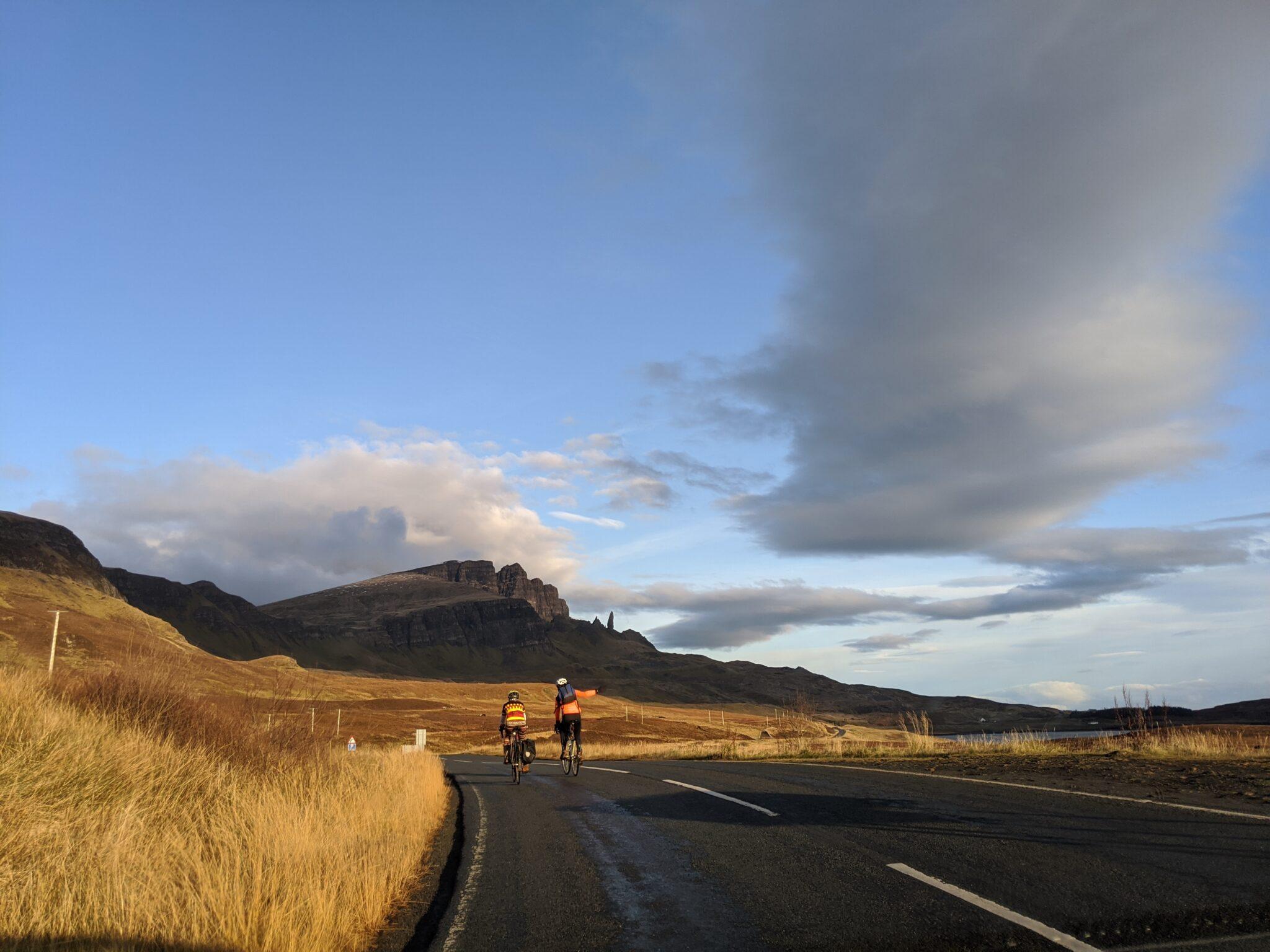 Playground Earth | Biking | Isle of Skye