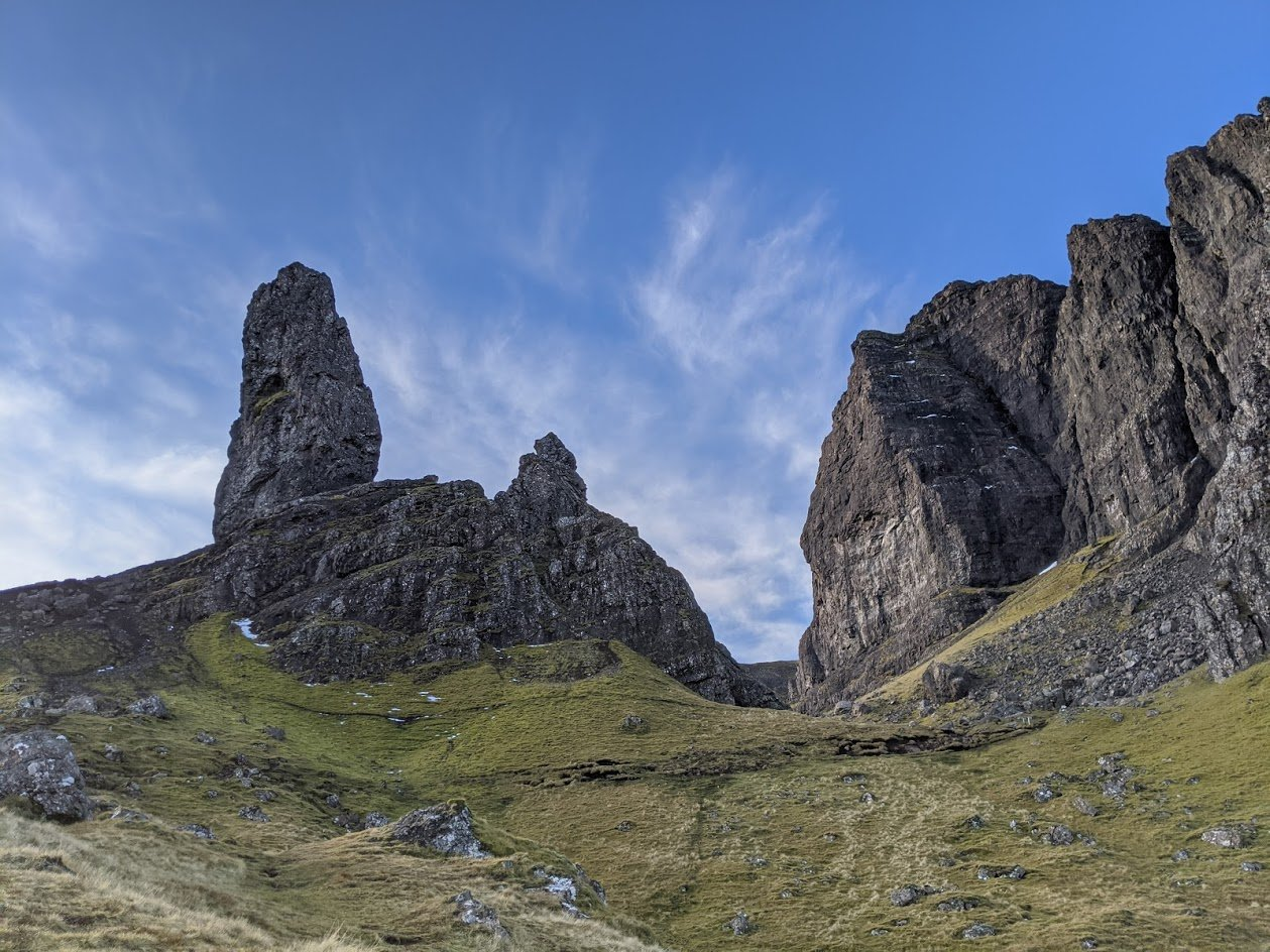 Playground Earth | Old Man of Storr