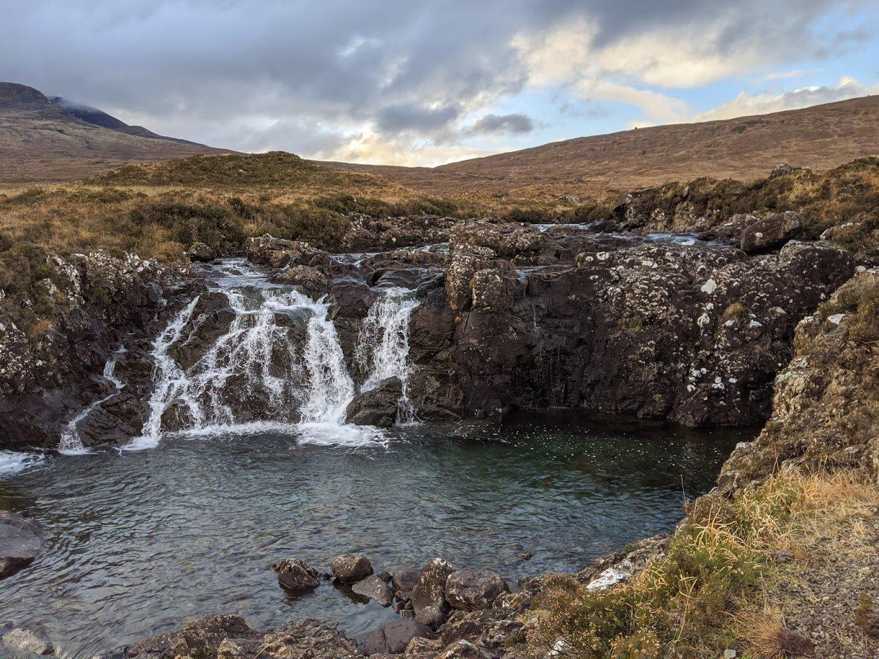 Playground Earth | Raging waterfalls
