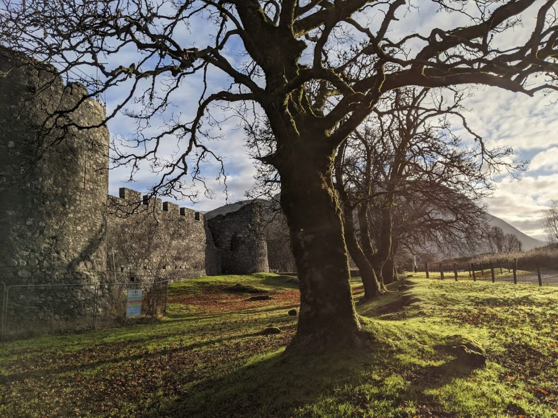 Playground Earth l Fort William l Old Inverlochy Castle