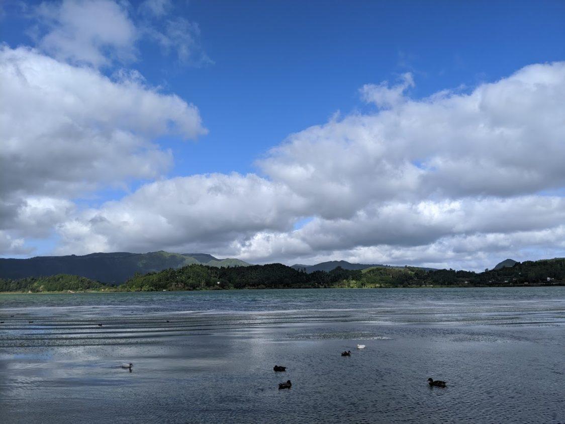 PGE l Furnas Lake