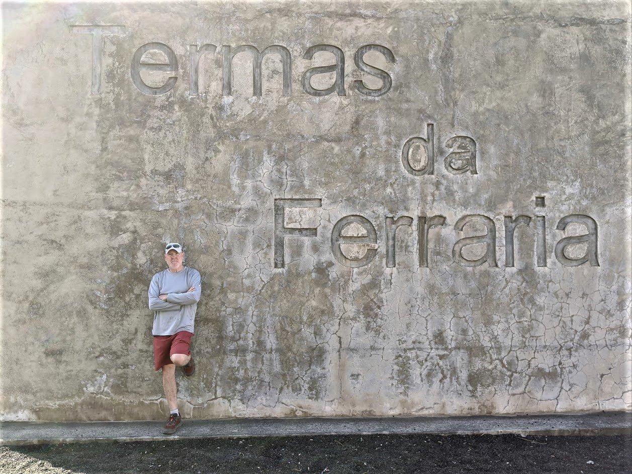 PGE l Ponta da Ferraria l Termas da Ferraria