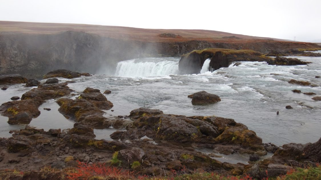 PGE l Iceland l Majestic Godafoss Waterfall
