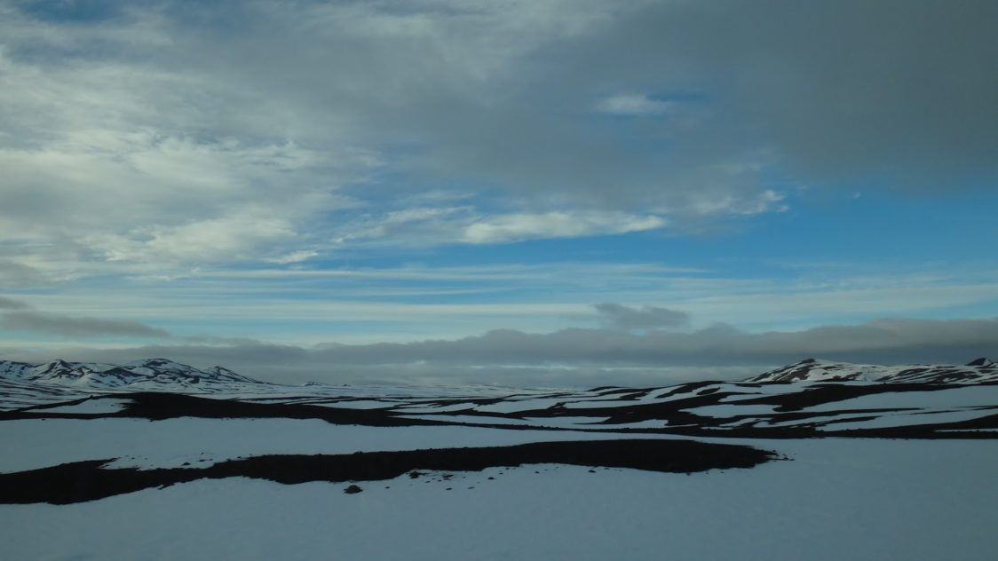 PGE l Iceland l Last leg to Lake Myvatn