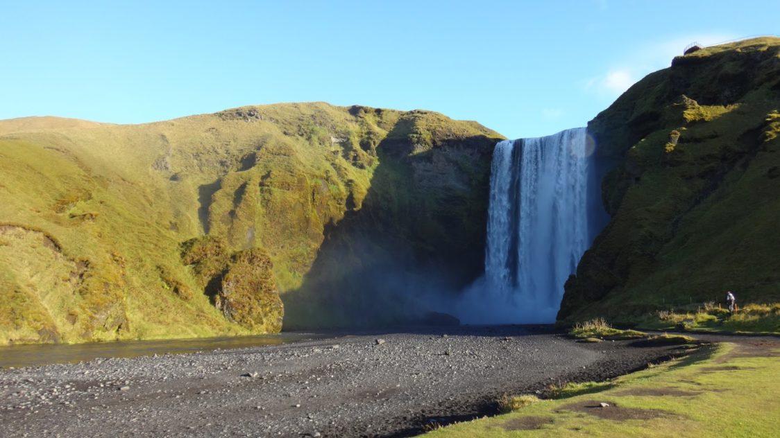 PGE l Iceland l Skogafoss Waterfall