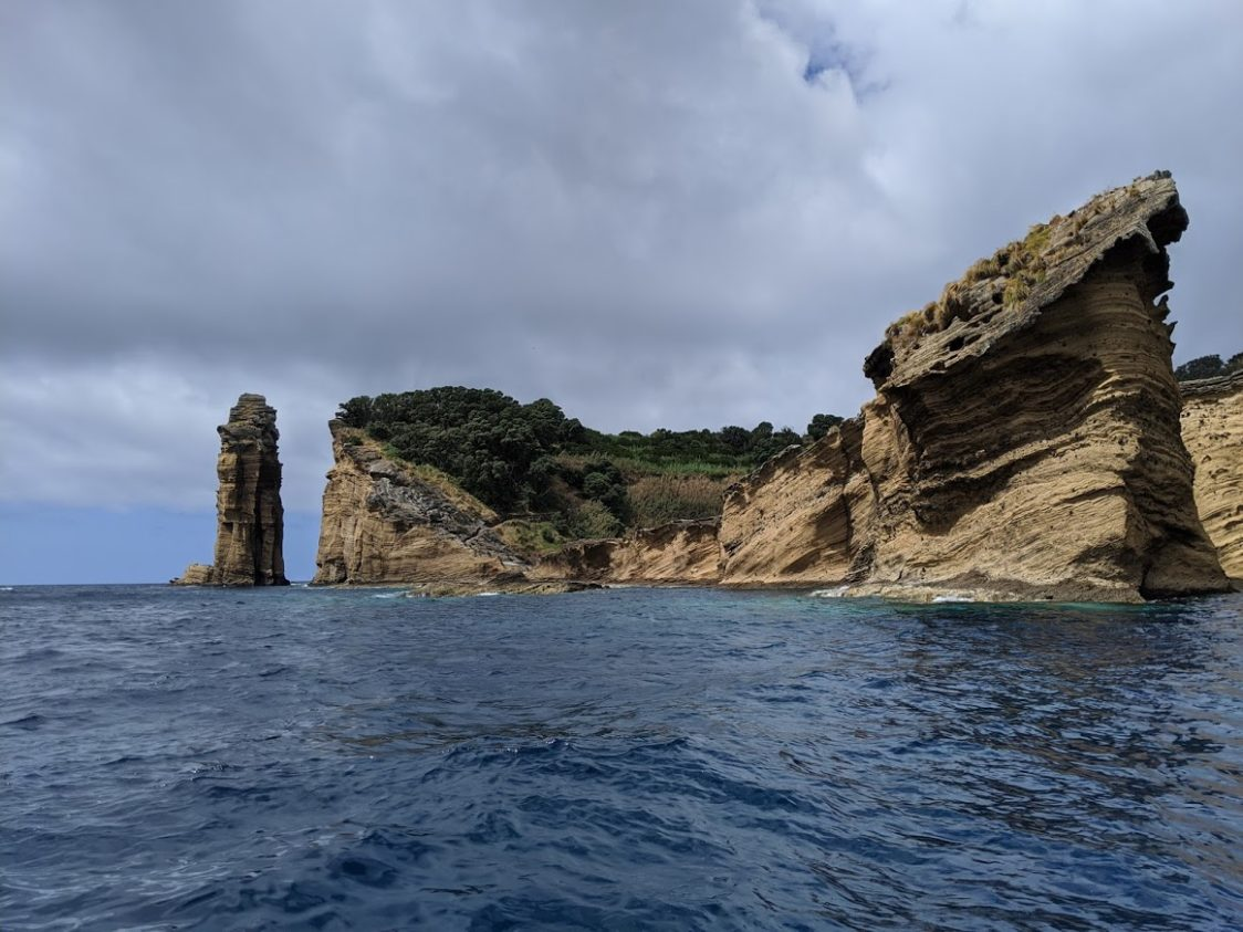 PGE l Once around the Islet of Vila Franca do Campo